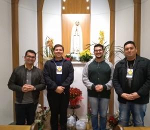 Seminaristas participaram de Formação Missionária em Erechim