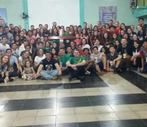 Missão em preparação a 13ª JDJ reuniu jovens de todas as paróquias da Diocese
