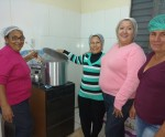 Projeto 'Sopão Solidário' acontece na Paróquia São Batista