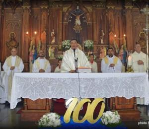 Igreja Matriz Nossa Senhora da Conceição Aparecida de Alegrete celebrou 100 anos